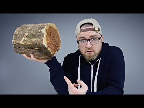 Thumbnail: The Wood Log Of Mystery...