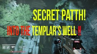 Destiny Vault of Glass - Secret Passage Into The Templar