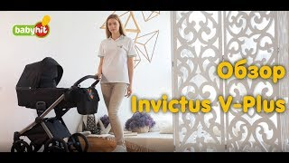 Обзор коляски 2 в 1 Invictus V-Plus