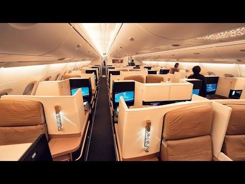 TRIP REPORT - Etihad A380 BUSINESS STUDIO - New York to Abu Dhabi