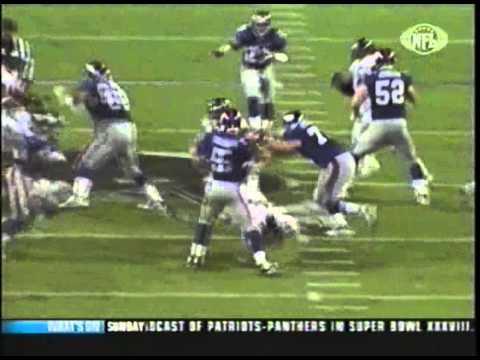 Super Bowl XXXV Baltimore 34   New York Giants 7
