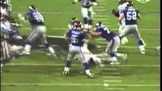 Super Bowl XXXV Baltimore 34   New York Giants 7