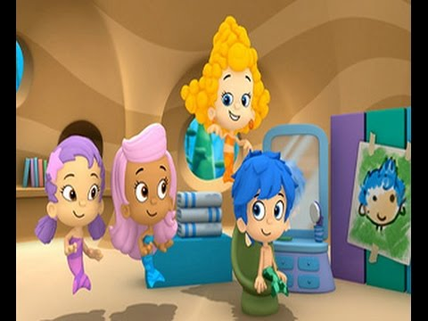 Bubble Guppies 🐎 Whos Going to Play the Big Bad Wolf 🐎  We Totally Rock! 🐎