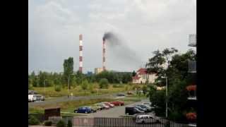 Elektrociepłownia, Łódź, Widzew