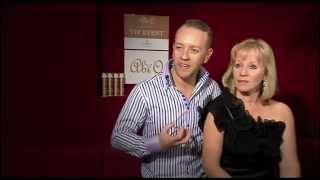 Dancing On Ice stars Karen Barber and Daniel Whitson talk tanning Thumbnail