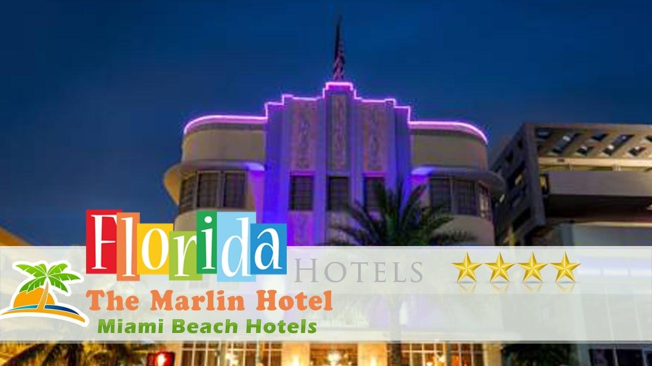 The Marlin Hotel Miami Beach Hotels Florida