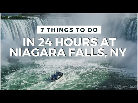 7 Things To Do In Niagara Falls New York, USA