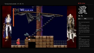 David juega castlevania  rondo of blood