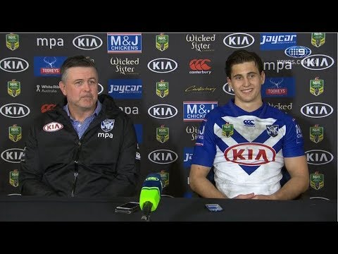 NRL Press Conference: Canterbury Bulldogs - Round 23