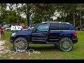 Mercedes Benz Sitting high on Asanti Wheels in HD (must see)