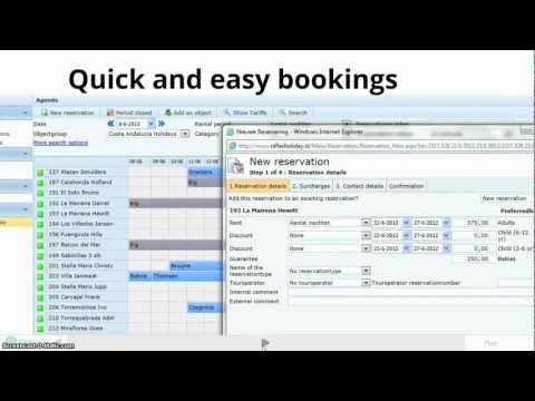 How to use vacation rental software, quick online guide