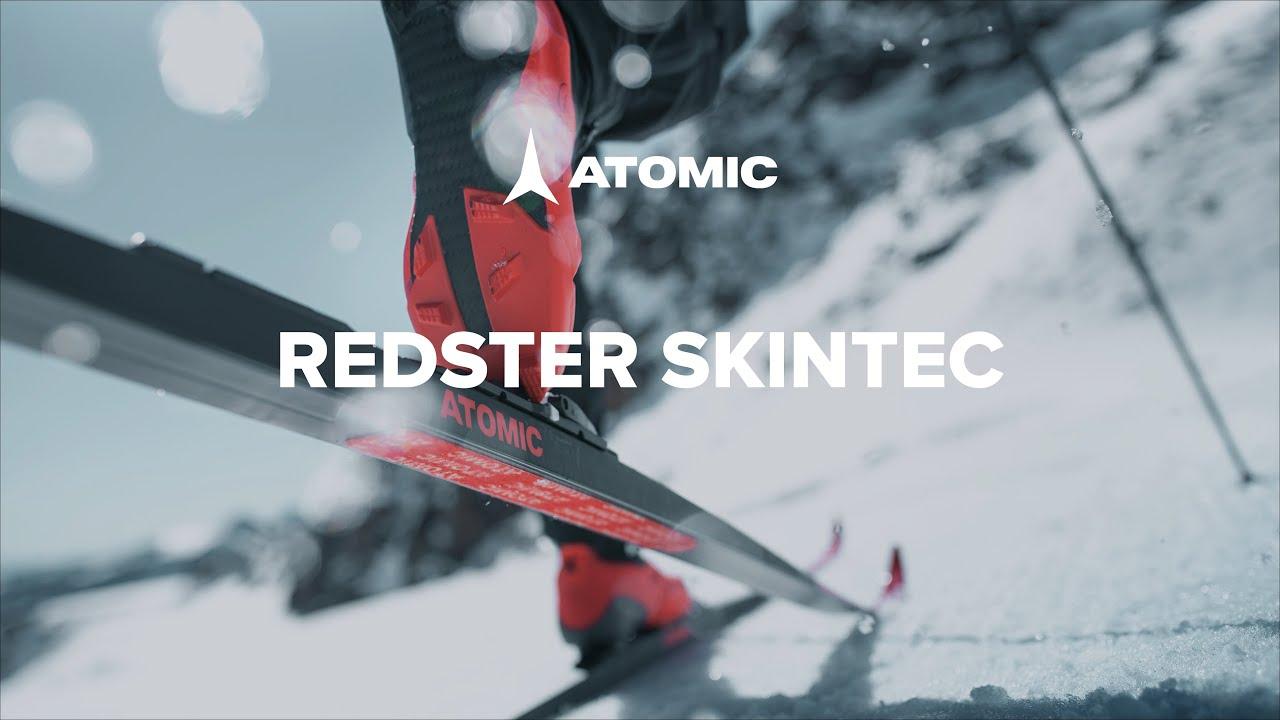atomic redster skintec