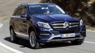2016 Mercedes-Benz GLE - новый внедорожник Мерседес ГЛЕ(Новый внедорожник Мерседес ГЛЕ 2015-2016 http://autozov.ru., 2015-03-27T14:15:29.000Z)