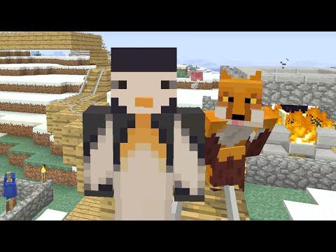 Minecraft Xbox - Series To Slay The Guardian - Moody Minigod [Part 4]