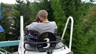 Nigloland - Le bobsleigh