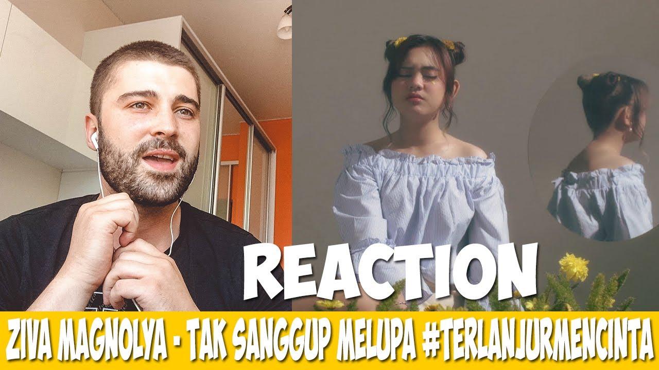 Ziva Magnolya - Tak Sanggup Melupa #TerlanjurMencinta (Official Music Video) | REACTION