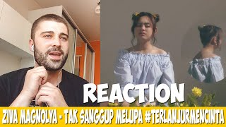 Download lagu Ziva Magnolya - Tak Sanggup Melupa #TerlanjurMencinta (Official Music Video) | REACTION