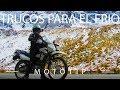 MOTOTIP#10 Trucos contra el fri?o para la moto