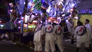 枝光祇園山笠2018