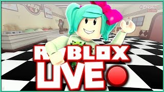 Roblox Live🔴MeepCity Winter Update, Shout Outs! SallyGreenGamer Geegee92