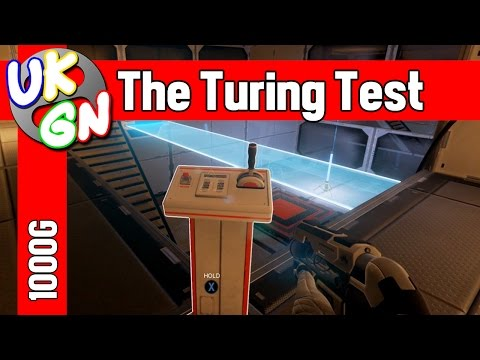 The Turing Test - Complete Walkthrough - All Achievements