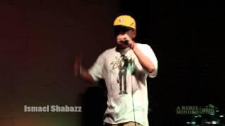 ARMF 2014 Performer: Ismael Shabazz - iLLaNoise