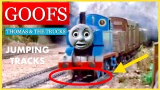 Goofs Found In Thomas & The Trucks (All Of The Mistakes)