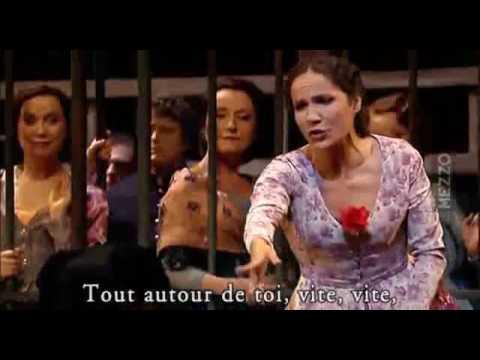 MONTAGE carmen paris bastille opera conductor frederic chaslin