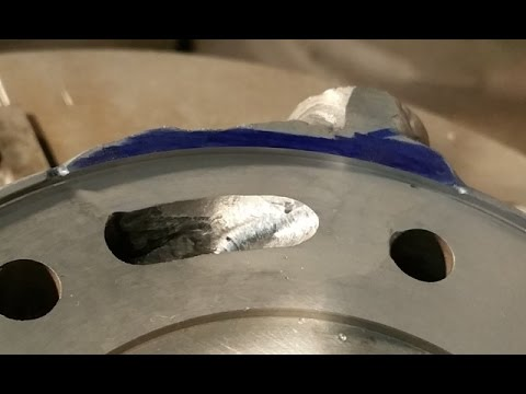 The Manual 3D Metal Printer Part Eight