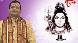 Importance of Maha Shivaratri || Sri Mylavarapu Srinivasa Rao || Episode 01