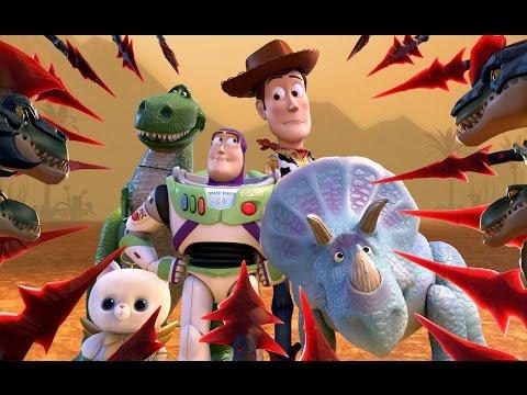 Toy Story That Time Forgot Battlesaur Sky Broadband Commercial
