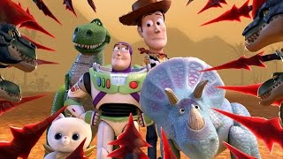 Toy Story That Time Forgot Battlesaur Sky Broadband Commercial