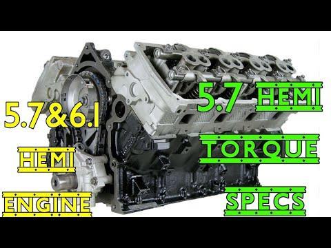 how to rebuild hemi 5 7 engine
