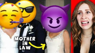 Awful Weddings Getting Called Out On Social Media - REACTION