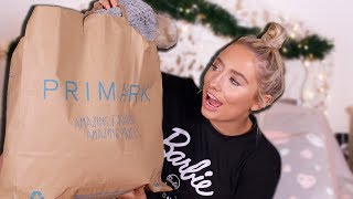 winter primark try on clothing haul