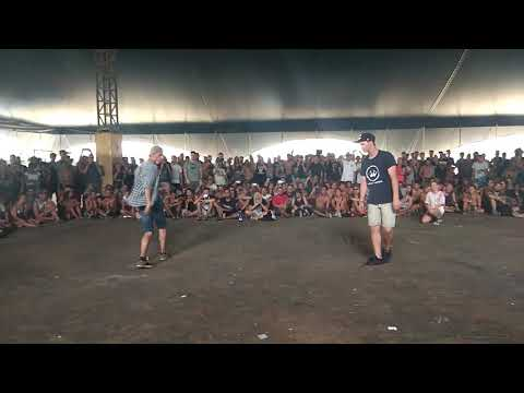DNB STEP CONTEST at LET IT ROLL 2018 | Final battles