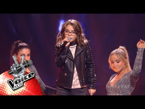 Jools - 'Beast' | Halve Finale | The Voice Kids | VTM