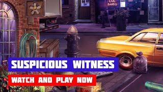 Suspicious Witness · Game · Gameplay