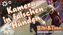 BIBI & TINA - Mädchen Gegen Jungs - Kamera in falschen Händen
