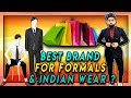 Best Brand For Formals & Indian Wear? | Is this brand value for money? | Mr. Button