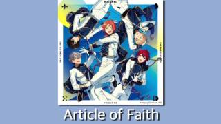 Article of Faith - Knights