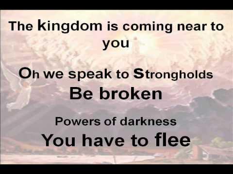 WE SPEAK TO NATIONS W/ LYRICS