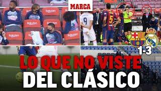 Lo que no viste del Clásico: la reacción de Messi al penalti, el tobillo de goma de Modric I MARCA