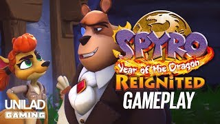 """50 Minutes of """"SPYRO 3: Year Of The Dragon"""" Reignited Gameplay   UNILAD Gaming"""