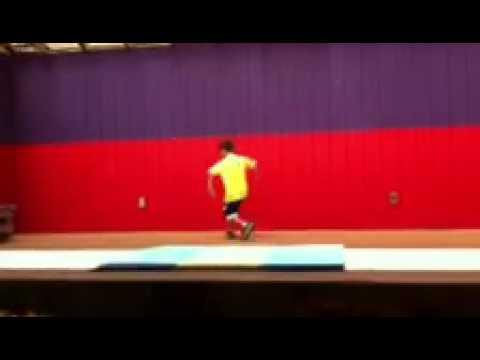 Blue Rills got talent Marc Aronson