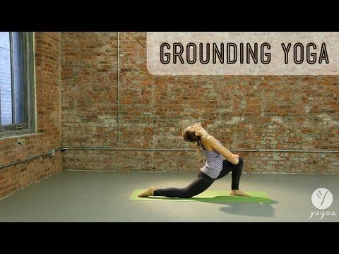Grounding Yoga Routine: Root & Anchor (intermediate level)