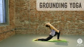 Grounding Yoga Routine: Root & Anchor (intermediate level)