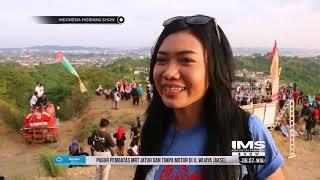 Wisata Bukit Batu Putih di Samarinda yang Instagramable