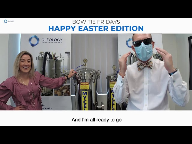 BOW TIE FRIDAYS S4E11 - Happy Easter Edition