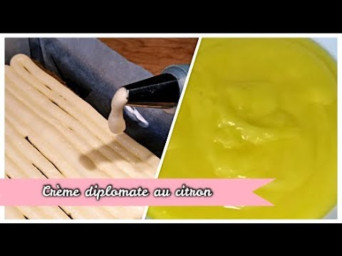 crème-au-citron-(lemon-curd)-allégée-à-la-crème-chantilly-,-recette-pour-gâteaux,-et-tartes